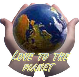 love to the planet